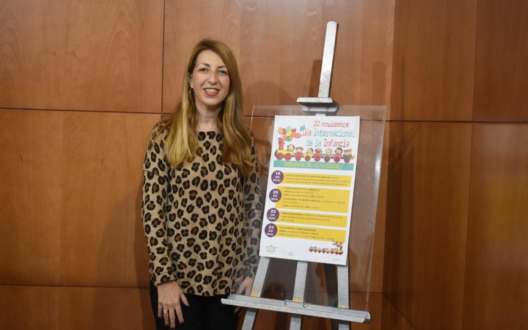 Andújar celebrará el Día Internacional de la Infancia con un programa de actividades