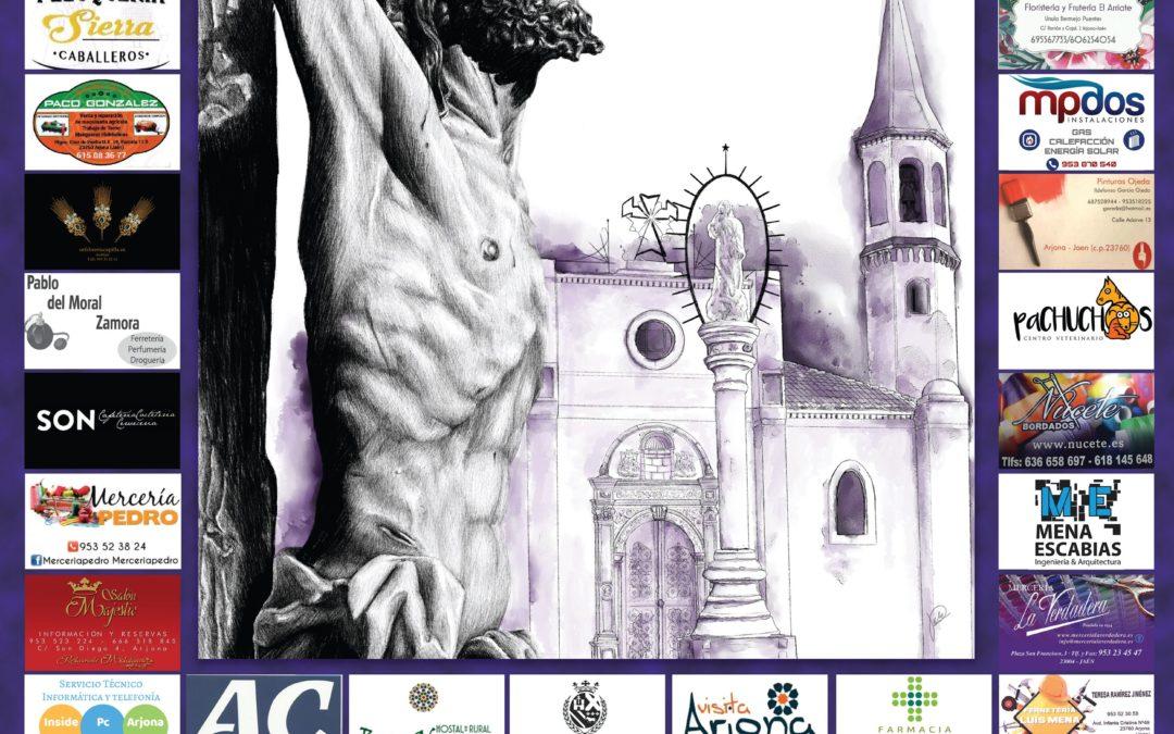 Todo listo en Arjona para el XXX Encuentro de Hermandades de Misericordia de Andalucía