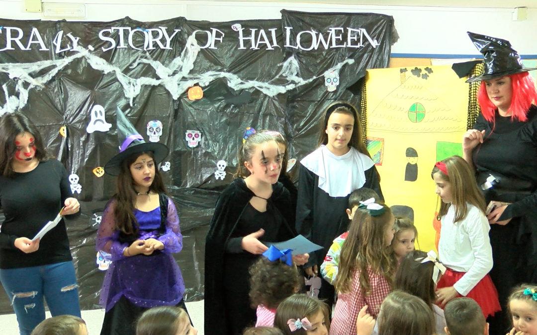Un Halloween educativo en el CEIP Padre Rejas
