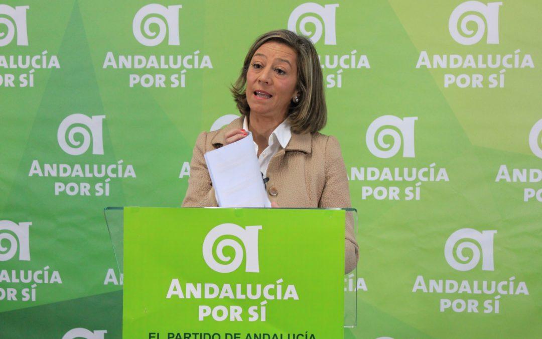 Andalucía Por Sí muestra preocupación por el estado de las cuentas municipales