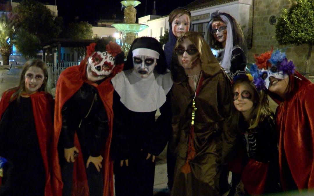 ¿Te has visto disfrazado en el pasacalles de Halloween?
