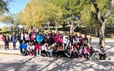 El Grupo Scout Campo de la Torre lleva a cabo una reforestación en el Cerro Miguelico