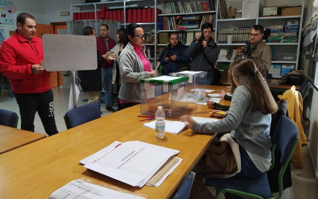 El PSOE gana las elecciones en Andújar y VOX se alza como segunda fuerza