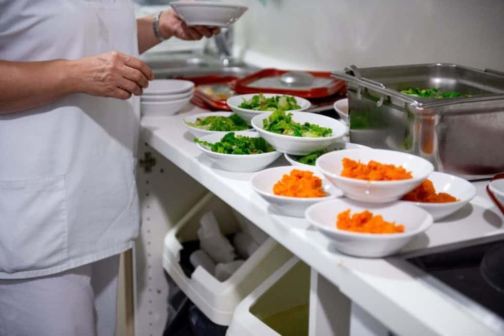 La empresa Col Servicol restablecerá el servicio en los comedores escolares