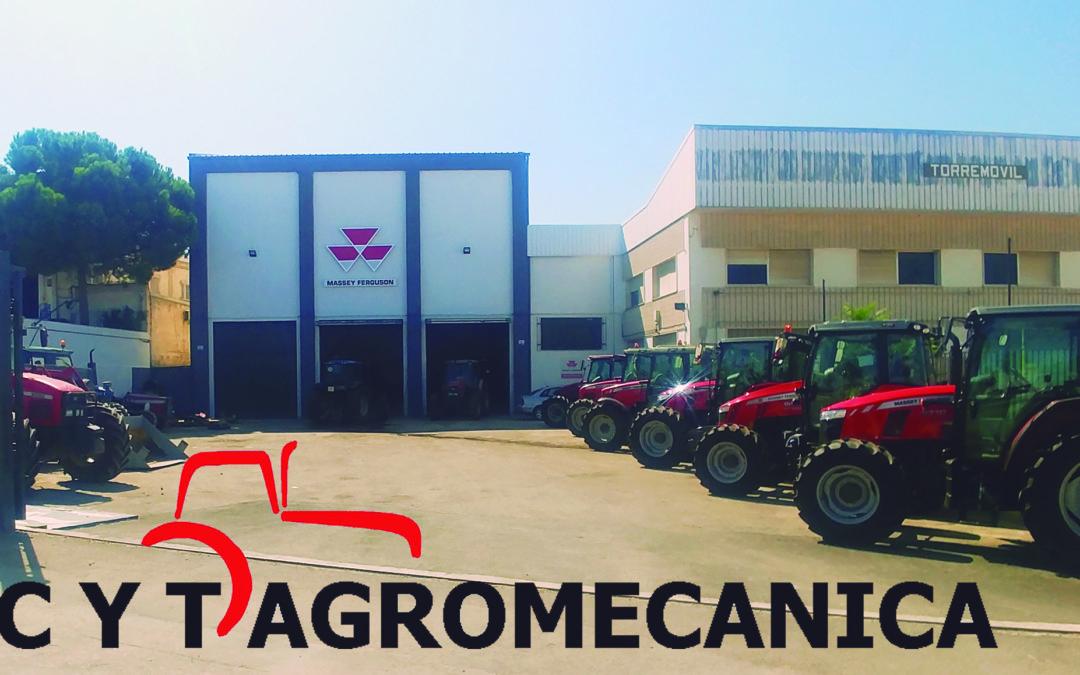 Conoce las nuevas instalaciones de la empresa CyT Agromecánica
