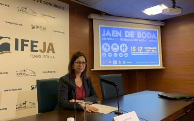 Más de 90 empresas mostrarán en Jaén de Boda sus productos y servicios para la celebración de eventos