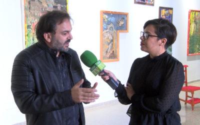 """La exposición """"Una mirada hacia atrás"""" de Puñal cierra sus puertas el domingo"""
