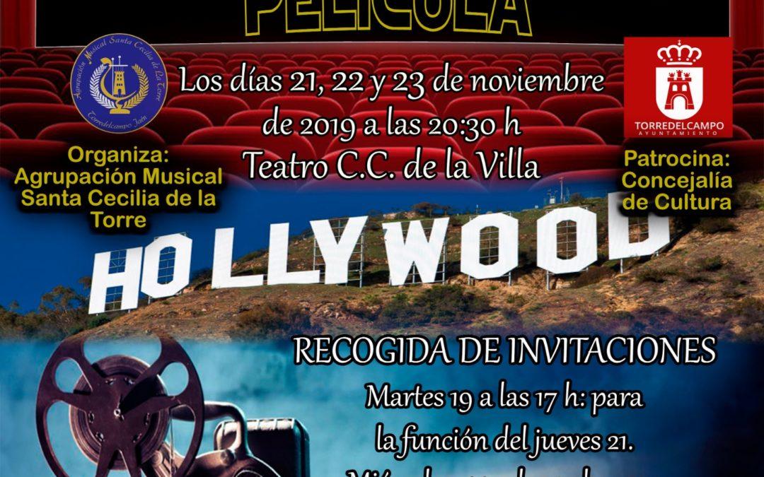 """Un """"Concierto de película"""" por el Día de la Música"""