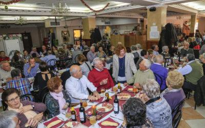 La gran fiesta de los mayores de Castillo de Locubín