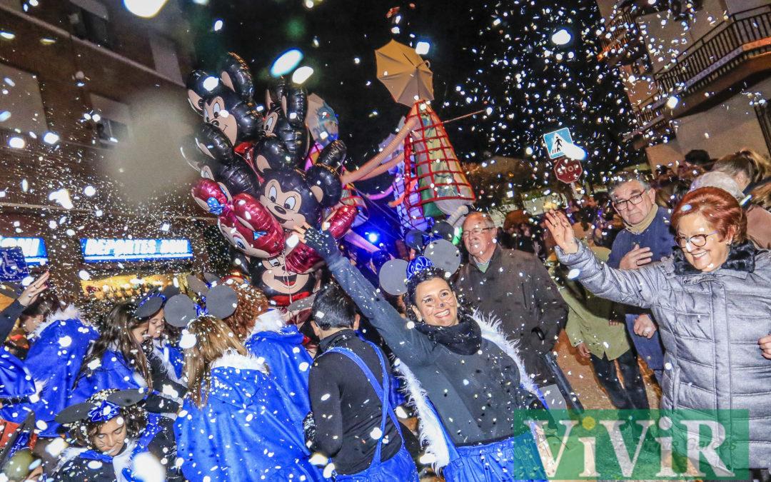 Se abre el plazo para participar en la Cabalgata de Reyes