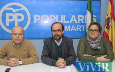Balance de gestión del PP de Martos