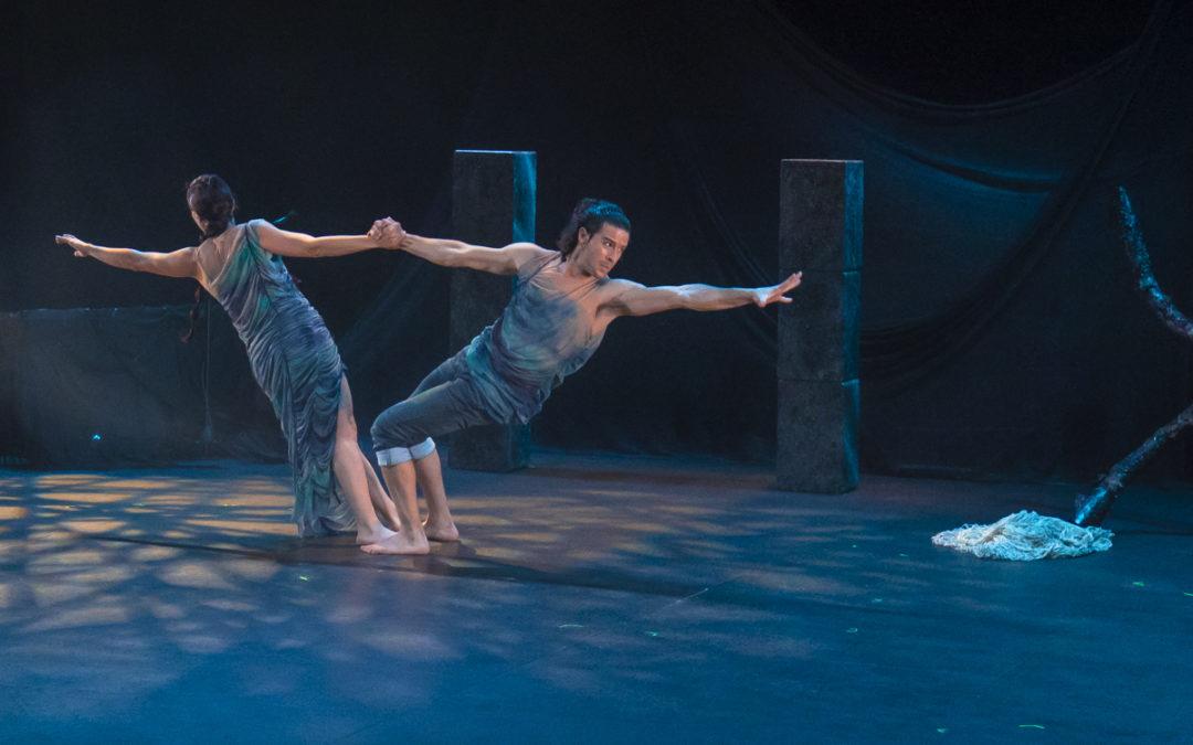 """Un nuevo espectáculo puso en """"órbita"""" el Teatro Municipal"""