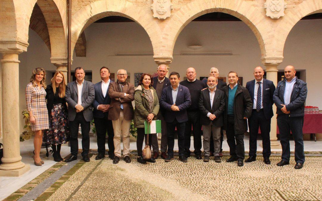 Andújar acoge el III Congreso de la Cátedra Blas Infante para hablar sobre despoblamiento, cooperativismo y desarrollo rural