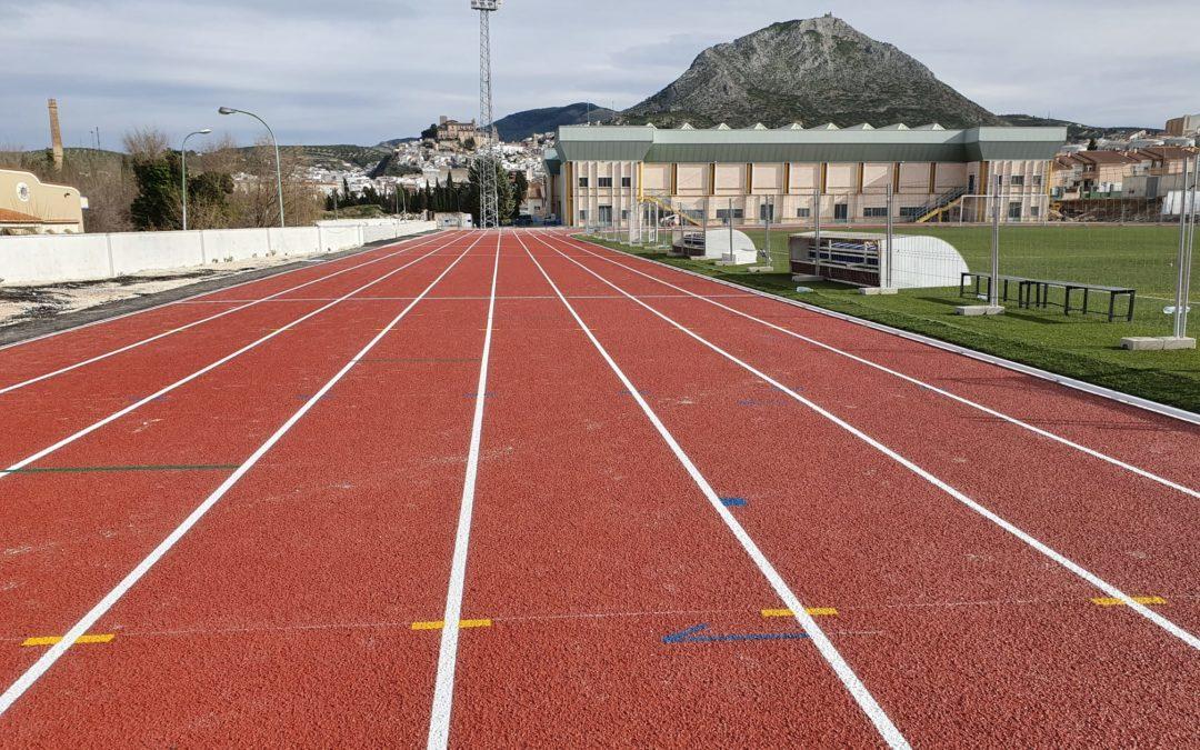 El Ayuntamiento acomete la redacción del proyecto para la construcción de una pista de atletismo de 8 calles habilitada para competiciones nacionales e internacionales