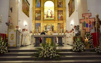 Clausura del Año Jubilar Tuccitano