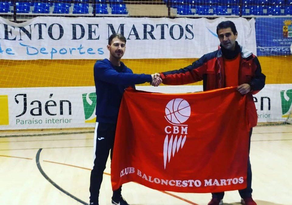 Carlos Cardeñas ya es el nuevo entrenador del CB Martos