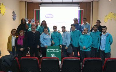 Participativa conferencia de Juan Carlos Castillo sobre el patrimonio de Torredelcampo