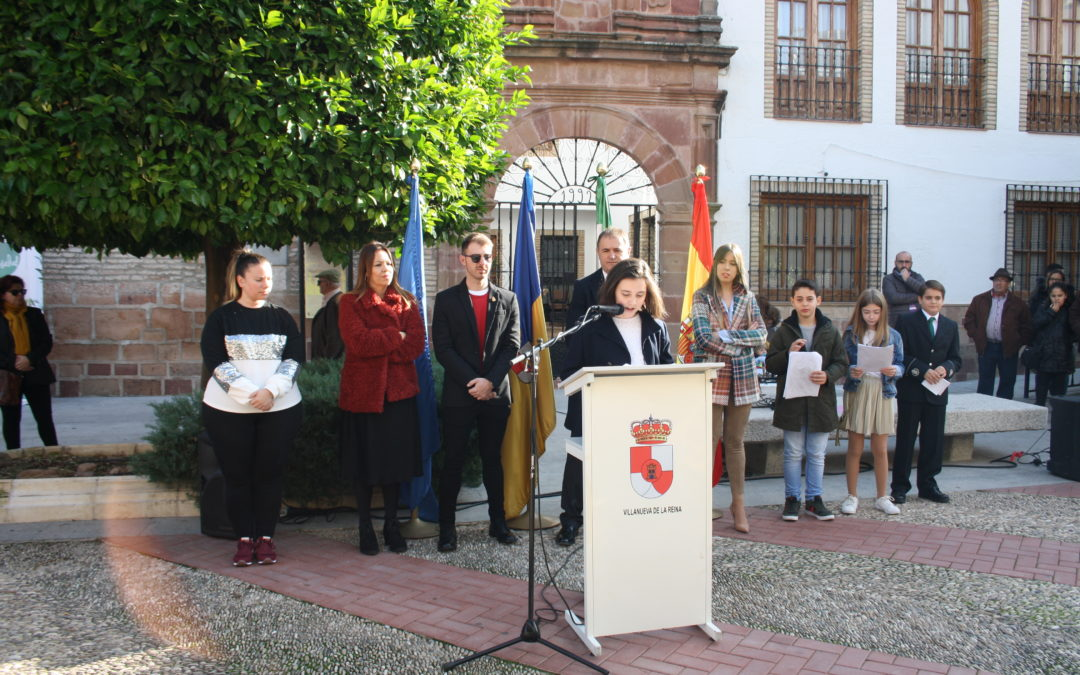El Ayuntamiento celebra el Día de la Constitución
