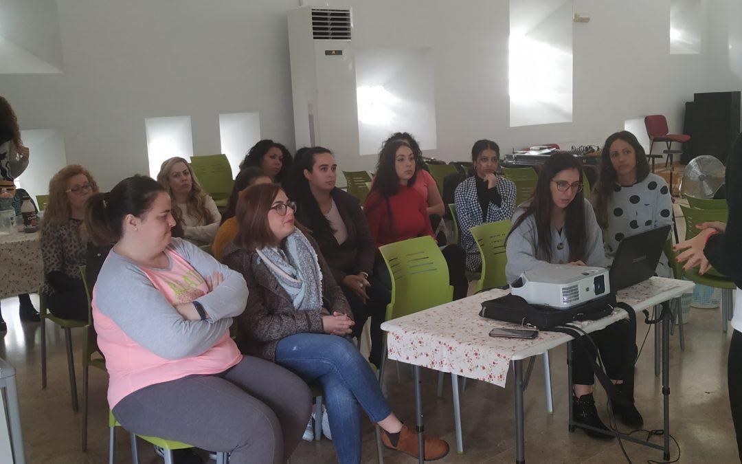 Quince iliturgitanos participan en un taller de inserción sociolaboral
