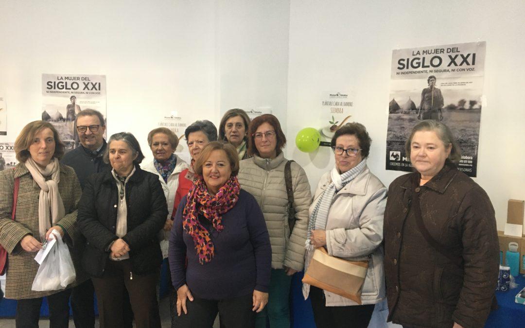 Manos Unidas abre una tienda solidaria en Torredonjimeno