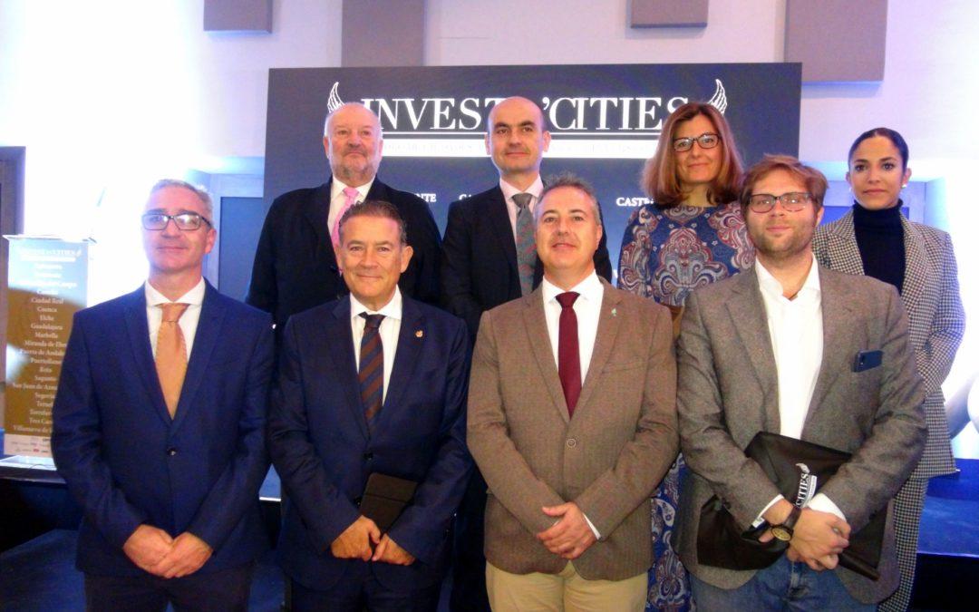 Linares, Bailén y Guarromán muestran en Madrid todo su potencial estratégico