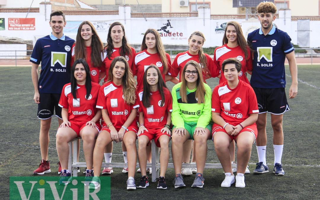 """Primer Torneo de Fútbol Femenino """"Ciudad de Alcaudete"""""""