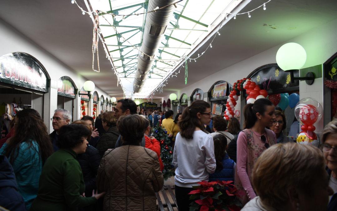 """Nueva edición del """"Mercado Navideño"""" en la plaza de abastos"""