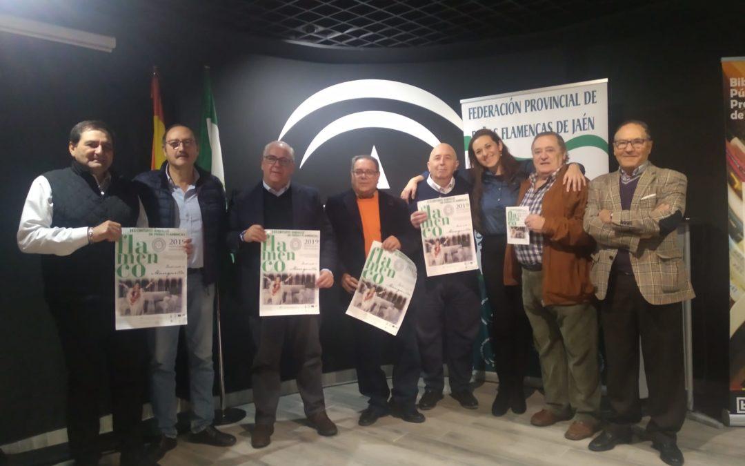 La Peña Flamenca El Olivo del Cante participa en el III Circuito Andaluz