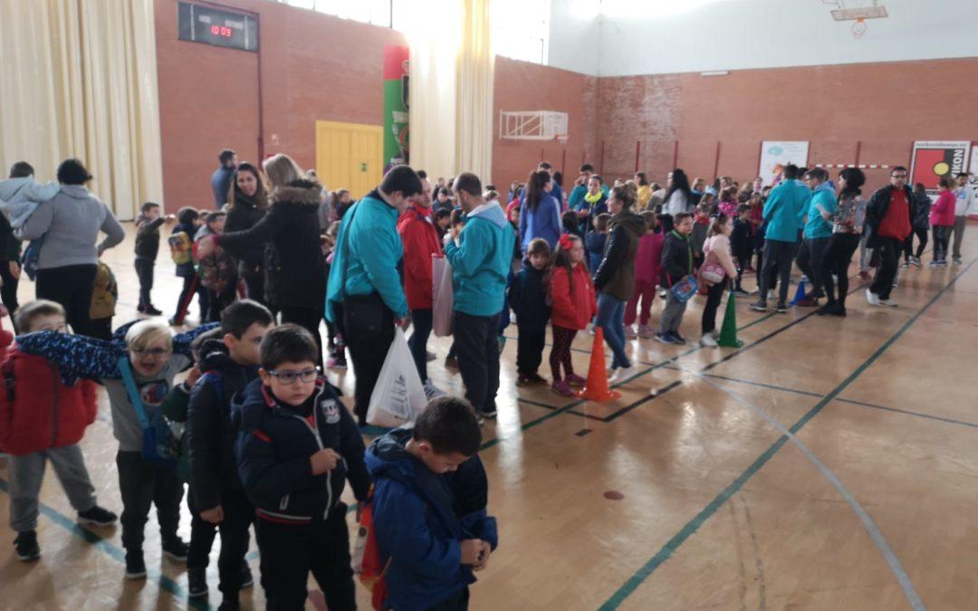Éxito de una nueva edición del Programa de Ocio Infantil de Torredelcampo