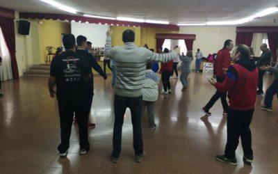 """""""Mueve tu body"""", un taller de zumba interactivo organizado por Alhucema y Bienestar Social"""