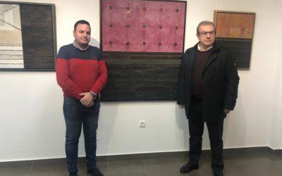 El artista Iáñez Ferrer expone en el Mayte Spínola