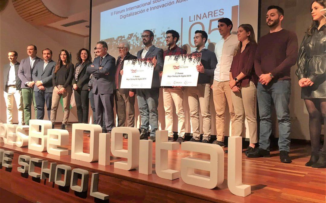Lecciones para emprendedores en Linares Be Digital