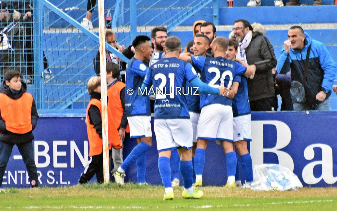 Nueve positivos por Covid-19 en la plantilla del Linares Deportivo