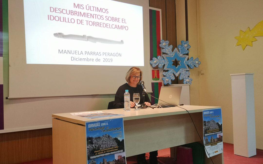 Éxito de la primera conferencia de las Jornadas sobre el patrimonio de Torredelcampo