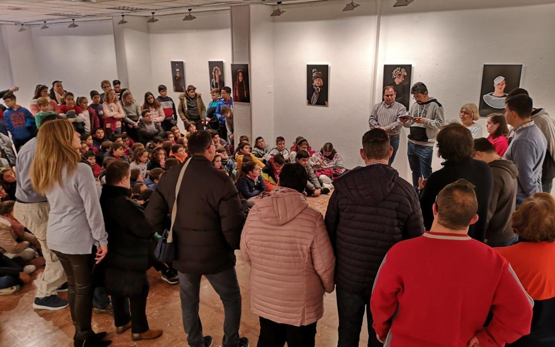 Encuentros con autores de arte inclusivo y alumnado de los colegios torrecampeños