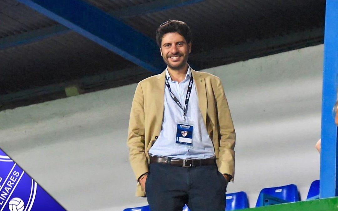 """Jesús Medina: """"Mi único deseo para 2020 es devolver al Linares donde se merece"""""""