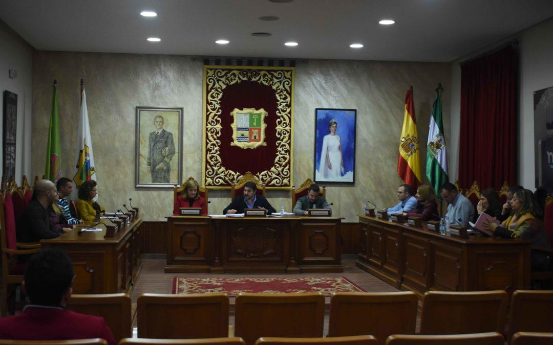 Aprobado en pleno el presupuesto municipal de Marmolejo para el 2020