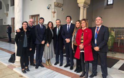 La Junta invertirá 155 millones en Jaén en los próximos presupuestos