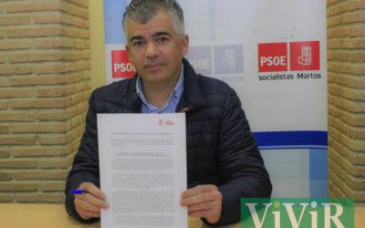 El PSOE llevará al Pleno una moción de apoyo al Olivar