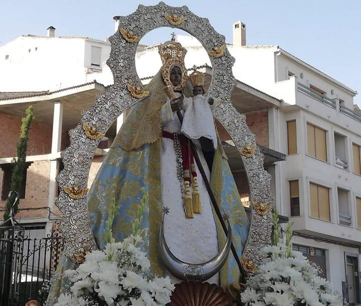 Concursos para anunciar la Romería de la Virgen de la Cabeza