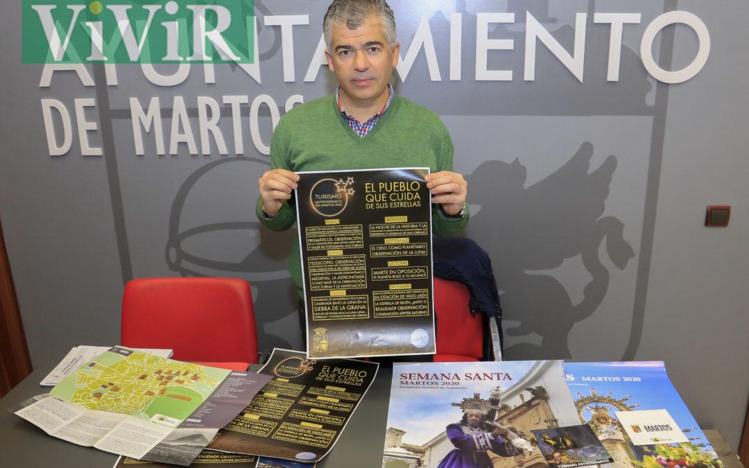 Martos exhibirá sus recursos turísticos en Fitur 2020