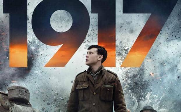 """""""1917"""" se proyecta este fin de semana en Alcaudete"""