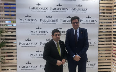 El Parador de Jaén reabrirá en marzo