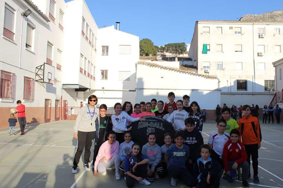 "VIII Torneo de Kin-Ball ""San Faustino"""
