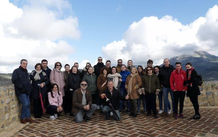 Visita guiada por la historia de Alcaudete