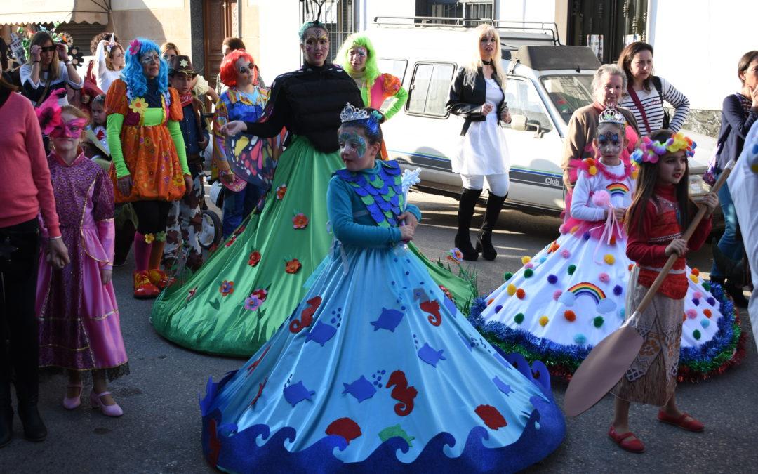 El concurso del cartel inicia los preparativos del Carnaval de Marmolejo 2020