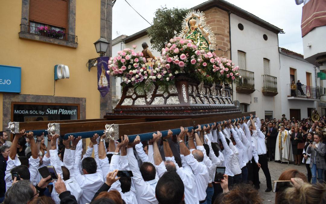 Elegidas la pregonera y cartelista de la Romería de la Virgen de la Cabeza de Marmolejo