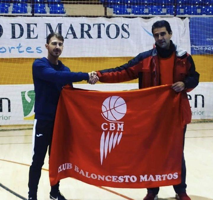 Carlos Cardeñas vuelve a la Liga EBA