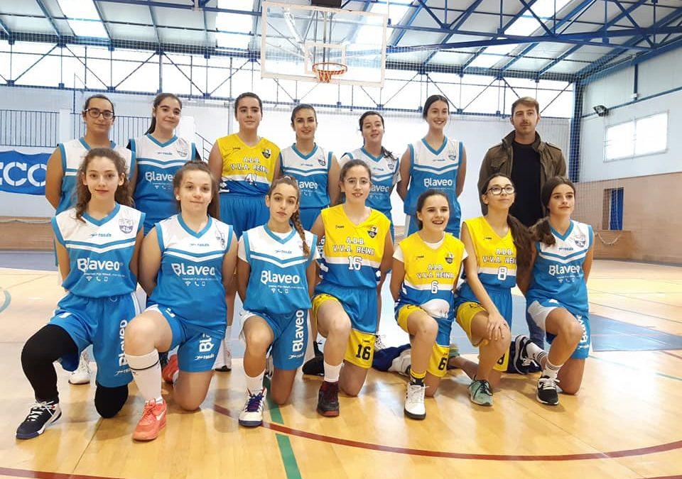 Presentación oficial del cadete femenino de baloncesto