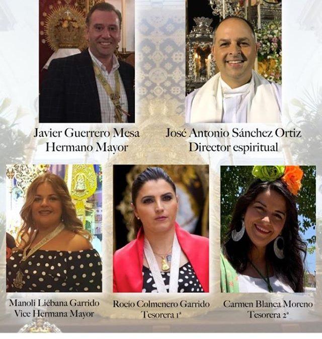 La candidatura de Javier Guerrero será la única para la Hermandad de la Virgen del Rocío de Jamilena